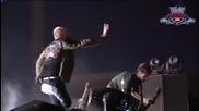 The Prodigy - Thunder live at Eristoff Invasion Gurgaon