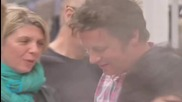 British Chef Jamie Oliver 'turned Down Hobbit Role'