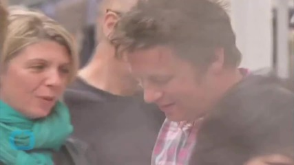 British Chef Jamie Oliver 'turned Down Hobbit Role'