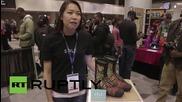 3D принтирани обувки на бъдещето