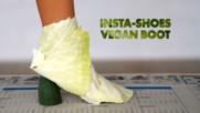 Направи си сам: Веган обувка