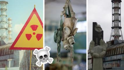 Героите на Чернобил: Историята на 3-мата души, спасили Европа от нещо по-лошо