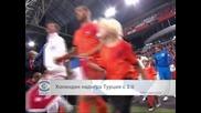 Холандия надигра Турция с 2:0