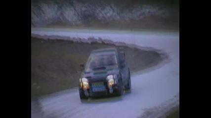 Subaru Impreza Wrx Drift Spec