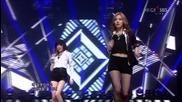 Miss A - Over U ( 01-04-2012 S B S Inkigayo )