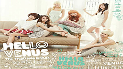 [mini Album] Hello Venus - Do You Want Some Tea