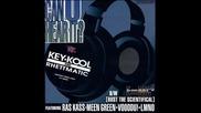 Key Kool & Rhettmatic feat. Vooodu!, Lmno, Meen Green, & Ras Kass - E=mc5 (bust the Scientifical)