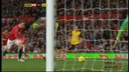 31.12.11 Манчестър Юнайтед 2 - 3 Блекбърн Роувърс - Най - доброто от мача