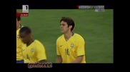 Бразилия 1 : 0 Египет гол на Кака