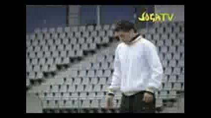 Cristiano Ronaldo Vs. Zlatan Ibrahimovic