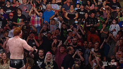 Damian Priest vs. Sheamus: Raw, July 26, 2021