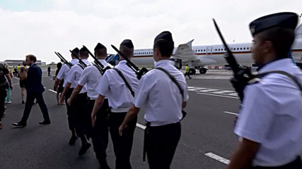 France: Merkel and Conte land in Biarritz as G7 summit gets underway