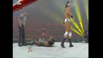 Over The Limit 2010 - Kofi Kingston vs Drew Mclntyre ( Intercontinental Championship)