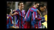 Ronaldinho & Barca