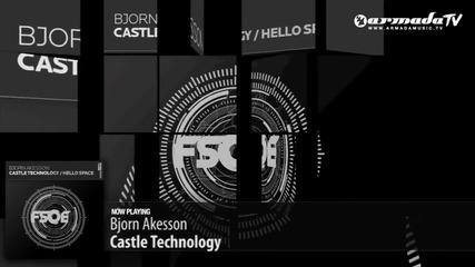 New Song Bjorn Akesson - Castle Technology (original Mix)