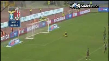 Lazio 1 - 1 Ac Milan