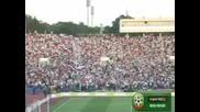 Мила родино оглася стадион Васил Левски - публика 06.06.09 Бъглгария - Ейре 1:1