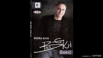 Beki Bekic - Jesen dodje rano moja (Bonus) - (Audio 2008)