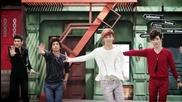 Бг Превод! Shinee - Hello ( Високо Качество )
