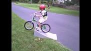 Първото ми колело.