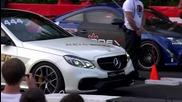 Mercedes E63 Renntech vs Audi Tt Rs Revo Technik