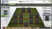 Fifa 13 | Ultimate Team | Squad Builder |no rare gold Bundesliga squad for 3400 coins (ep3)