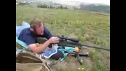 Sako Trg 338 Lapua Magnum At 500 Yards