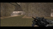Counter - Strike : Lucky Wallbang by crazy mike