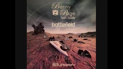 Benny Page - Battlefield (feat. Mc Spyda)