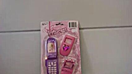 Детски телефон на батерии www rayatoys com 360p.mp4