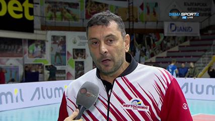Ники Желязков: Левски игра добре, направихме и глупости
