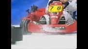 Кими Райконен Световния Шампион 2007 Formula 1