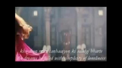 great song by himesh reshammiya_kitna pyar karte hain (eng sub)