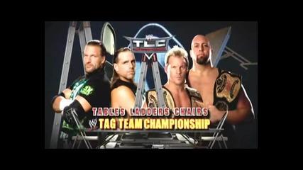 Tlc Dx vs Chris jericho and Big Show