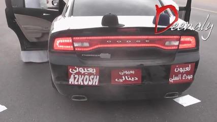 Араби дрифтират с 220 км/ч