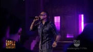 Sean`s performance of Hold My Hand on the George Lopez Show
