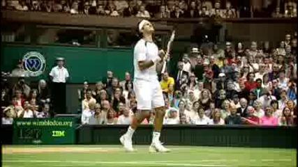 Роджър Федерер - 15 титли от големия шлем