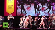 Argentina: Tango World Championship winners wow judges in Buenos Aires