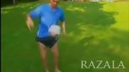 Cristiano Ronaldo - Freestyle Manchester United & Real Madrid 2008 - 2010