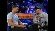 Интервю с Гробаря преди Vengeance - Wwe Heat 21.07.2002