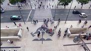 Ето как в Лисабон са накарали пешеходците да Не пресичат на червено!