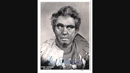 Ettore Bastianini Scene and aria Cortigiani Rigoletto - Youtube