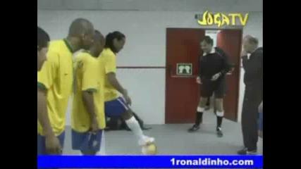 Футболист - Роналдиньо