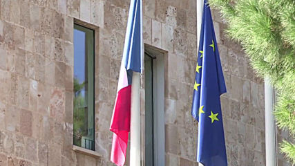 Lebanon: Dozens rally near French embassy against financial support for ruling class