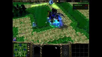 Warcraft 3 Green Td Pros 9.15 bug