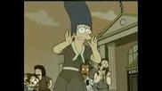 Los Simpsons - El Dia en que la Tierra quedo como una Estupida