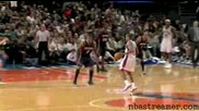 Nate Robinson Sky - High Alley - Oop Dunk! (hd)