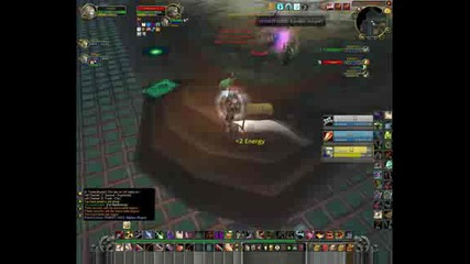 Rogue Mage Priest vs Warlock Rogue Priest