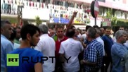 Turkey: Protesters ransack HDP office, burn party materials