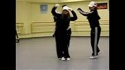 Hip hop dance competition